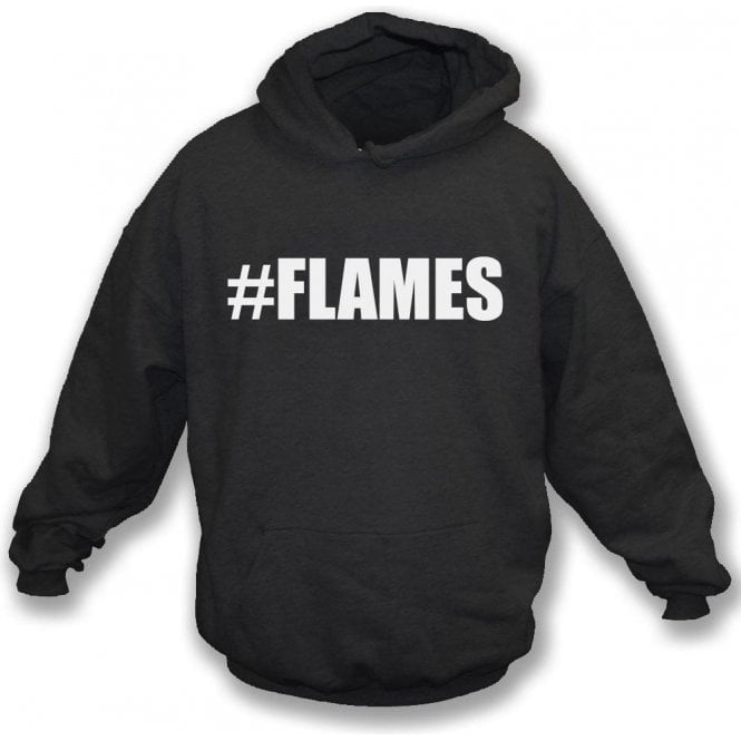 #Flames (Love Island) Hooded Sweatshirt
