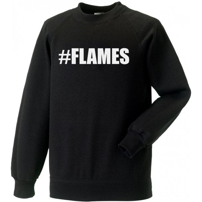 #Flames (Love Island) Sweatshirt