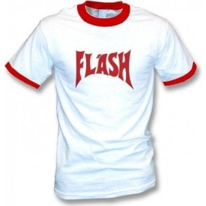 Flash (As Worn By Freddie Mercury, Queen) T-Shirt
