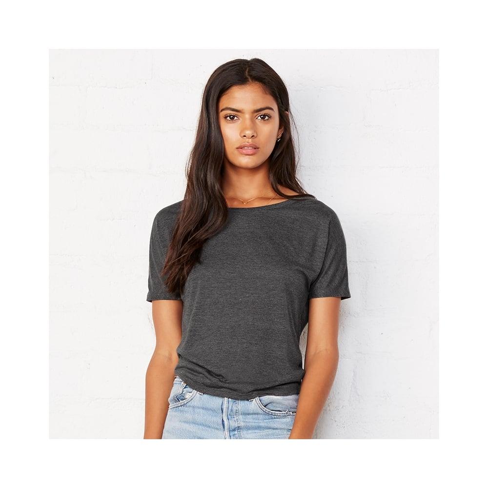 23cf2e9a16d0e Flowy Open Back T-Shirt - from TShirtGrill UK