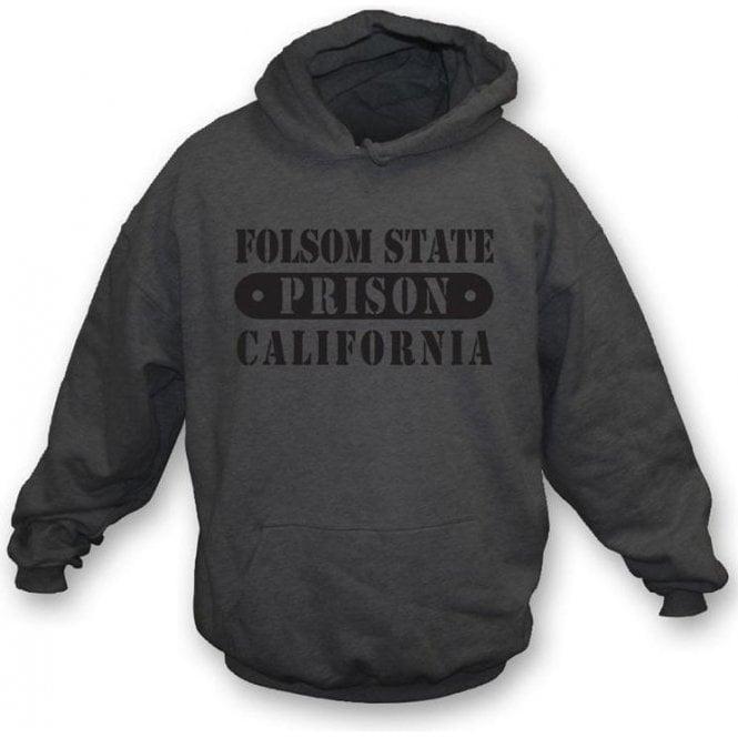 Folsom Prison (Johnny Cash) Hooded Sweatshirt