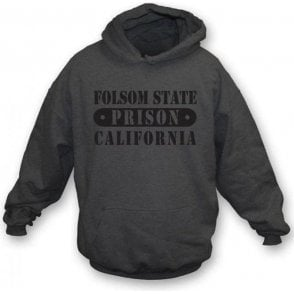 Folsom Prison (Johnny Cash) Hooded Sweatshirt