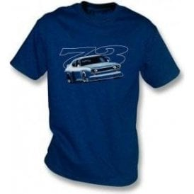Ford Capri RS 1973 Kids T-Shirt