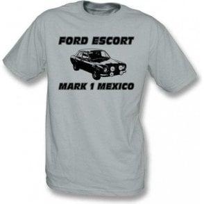 Ford Escort Mark 1 Mexico T-shirt
