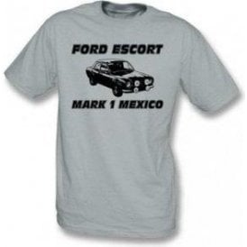 Ford Escort Mark 1 Mexico T-shirt