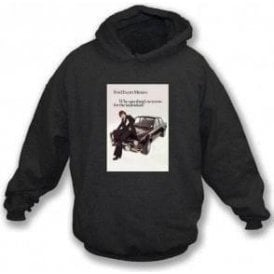 "Ford Escort Mexico ""Who Says There's No Room For The Individual?"" Ad Kids Hooded Sweatshirt"