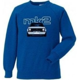 Ford Escort MK2 Kids Sweatshirt