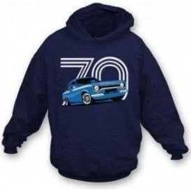 Ford Escort RS1600 Hooded Sweatshirt
