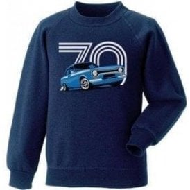 Ford Escort RS1600 Kids Sweatshirt