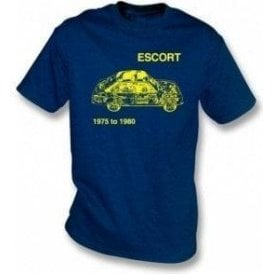 Ford Escort t-shirt