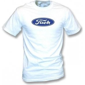Ford F*ck (As Worn By Hugh Cornwell, The Stranglers) Organic T-Shirt