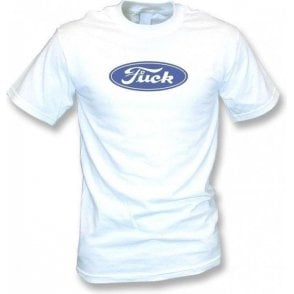 Ford F*ck (As Worn By Hugh Cornwell, The Stranglers) Vintage Wash T-Shirt
