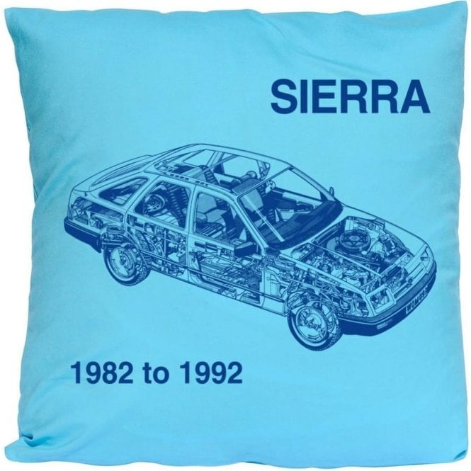 Ford Sierra Cushion
