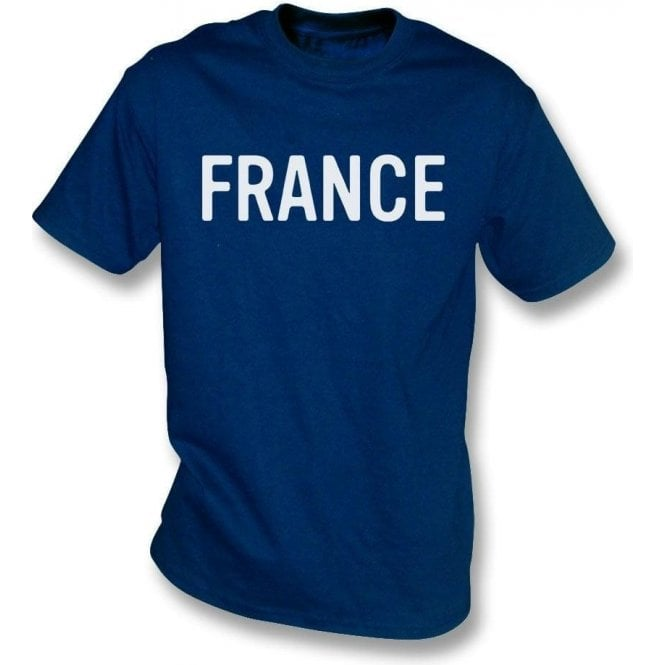 France (As Worn By George Harrison, The Beatles) Kids T-Shirt