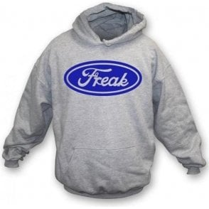 Freak Hooded Sweatshirt