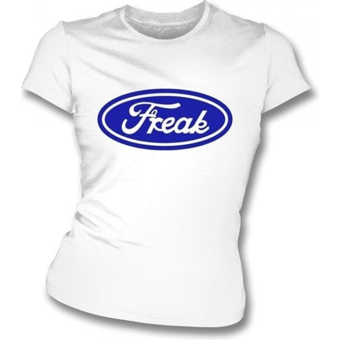 Freak Women slimfit T-Shirt