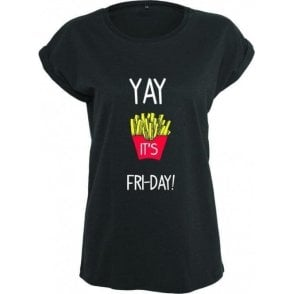 Fri-Day Women's Extended Shoulder T-Shirt