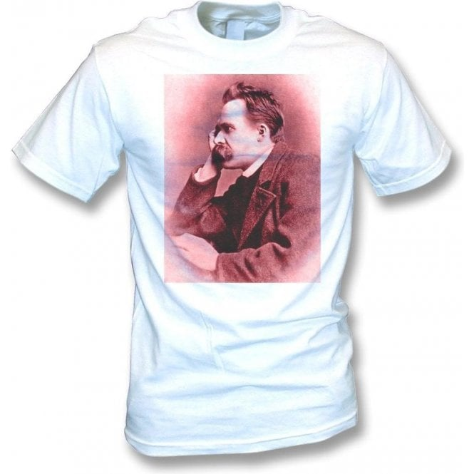 Friedrich Nietzsche (As Worn By Mark E. Smith, The Fall) T-Shirt
