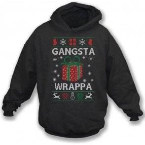 Gangsta Wrappa Hooded Sweatshirt