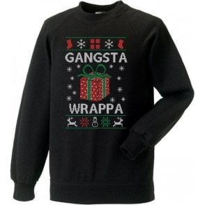 Gangsta Wrappa Kids Sweatshirt