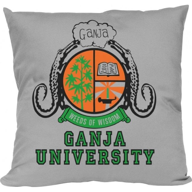 Ganja University (As Worn By Bob Marley) Cushion