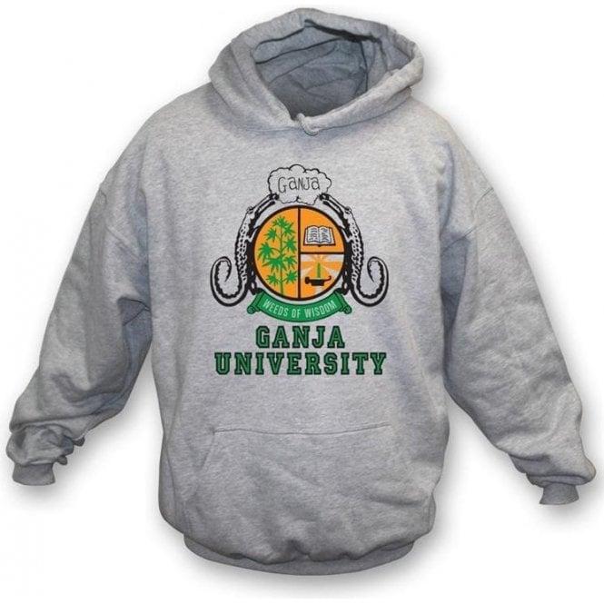 Ganja University (As Worn By Bob Marley) Hooded Sweatshirt