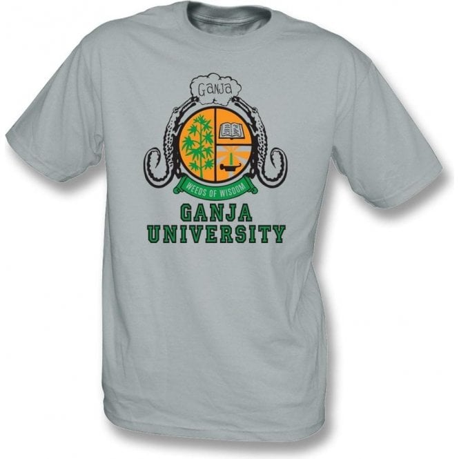 Ganja University (As Worn By Bob Marley) T-Shirt