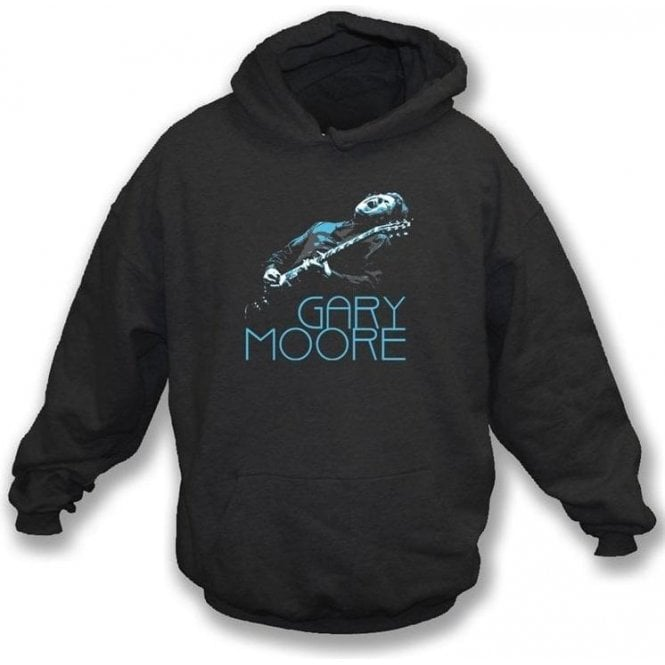 Gary Moore Photo Hooded Sweatshirt