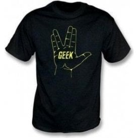 Geek (Inspired by Star Trek) T-Shirt