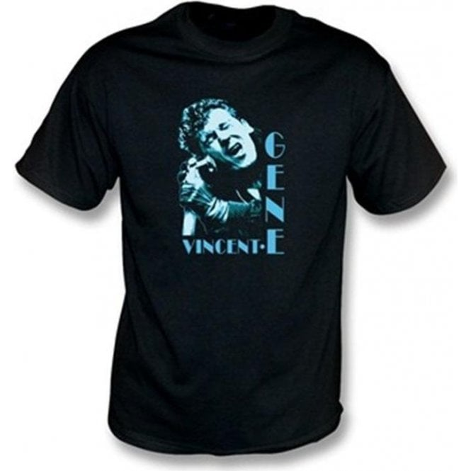 Gene Vincent 50's Rebel Children's T-shirt