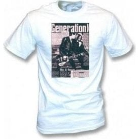 Generation X Punk Fanzine T-Shirt