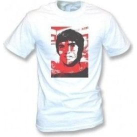 George Best Collage Vintage Wash T-Shirt