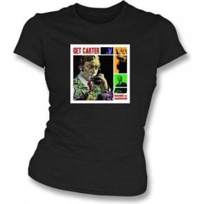 Get Carter Womens Slim Fit T-Shirt
