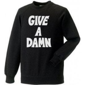 Give A Damn (As Worn By Alex Turner, Arctic Monkeys) Sweatshirt