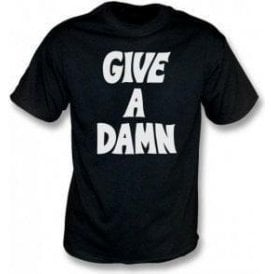 Give A Damn (As Worn By Alex Turner, Arctic Monkeys) T-Shirt