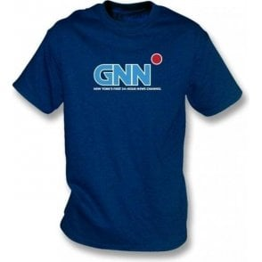 GNN 24 Hour News (Anchorman 2) T-Shirt