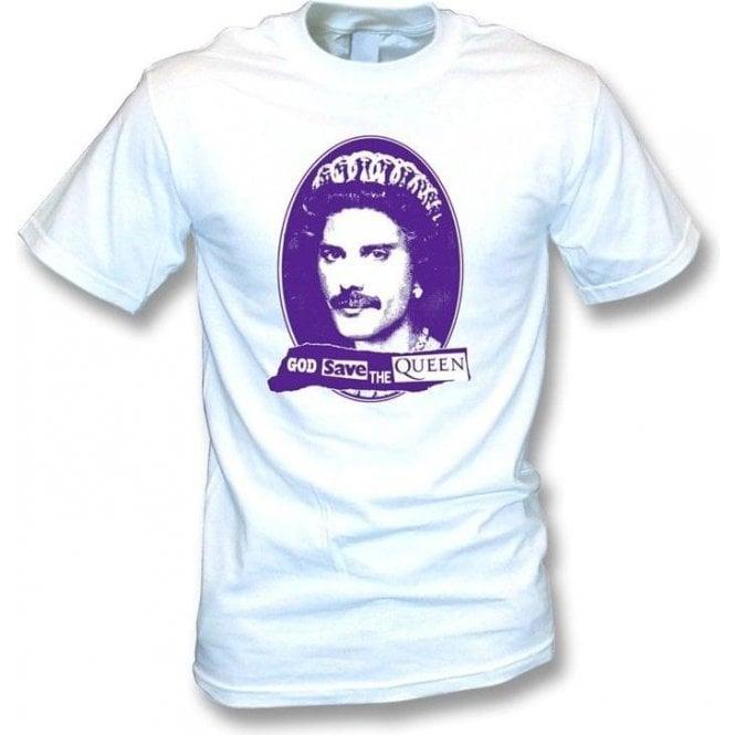 God Save The Queen Freddie Mercury (Queen) T-Shirt