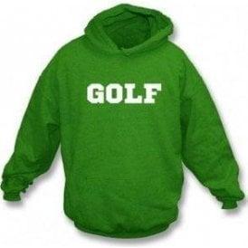 Golf Hooded Sweatshirt