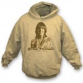 Gram Parsons - Tribute Hooded Sweatshirt
