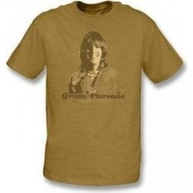 Gram Parsons - Tribute T-shirt