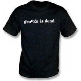 Grunge Is Dead (As Worn By Kurt Cobain, Nirvana) T-Shirt