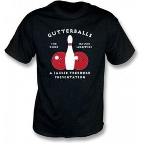 Gutterballs (Inspired by The Big Lebowski) Men's T-shirt