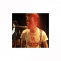 H Block (As Worn By Joe Strummer, The Clash) Womens Slim Fit Vintage Wash T-Shirt