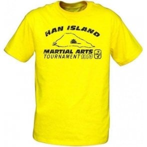 Han Island (Inspired by Enter the Dragon) T-shirt