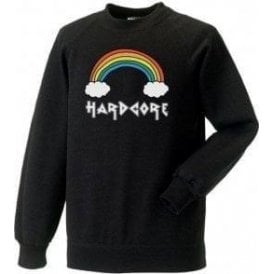 Hardcore Rainbow Kids Sweatshirt