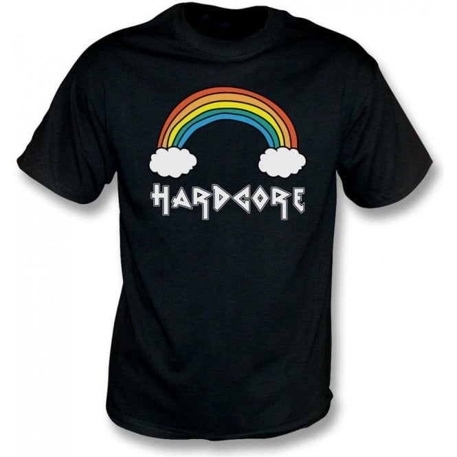 Hardcore Rainbow Kids T-Shirt