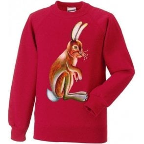 Hare (As Worn By Agnetha Faltskog, ABBA) Kids Sweatshirt