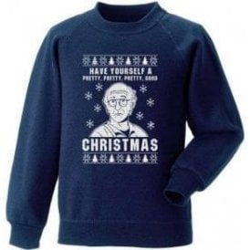 Have Yourself A Pretty, Pretty, Pretty Good Christmas Jumper