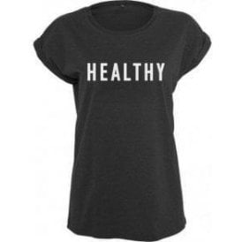 Healthy (As Worn By Madonna) Womens Extended Shoulder T-Shirt