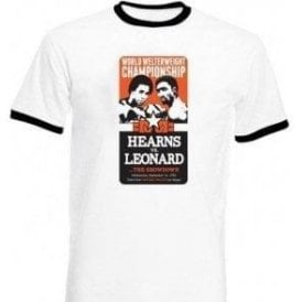 Hearns vs. Leonard: The Showdown Kids T-Shirt